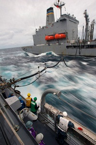 Navy dreams of turning seawater into jet fuel