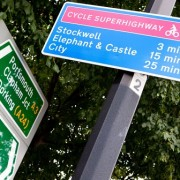 London unveils £300 million cycle safety plan