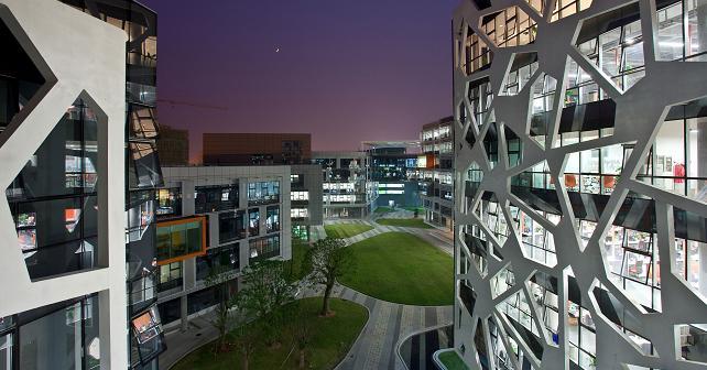 Alibaba Group has $815m digital city vision