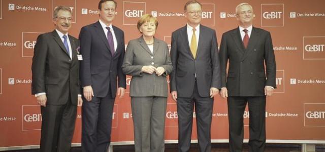 UK, Germany target 5G, 'internet of things'