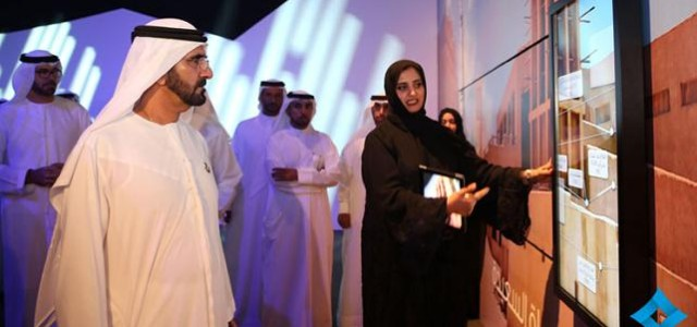 Dubai envisions 'new-era' city in 3 years